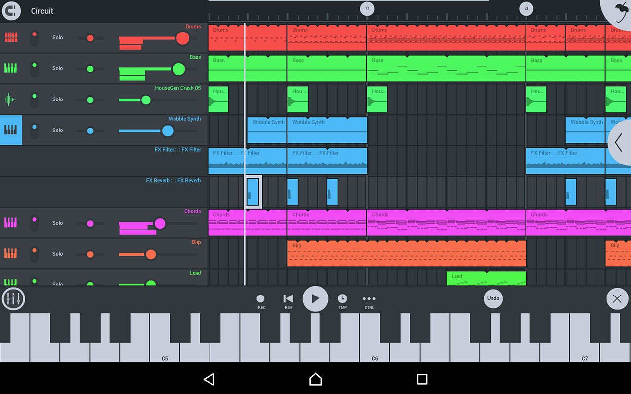 FL Studio Mobile MOD APK 3.3.10 Download (Unlocked) free for Android