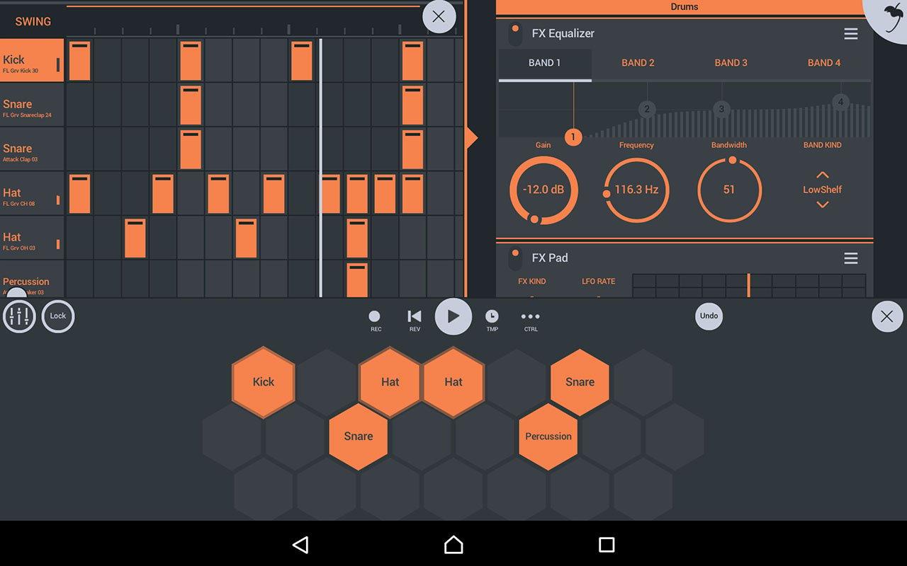 FL Studio Mobile screenshot 4
