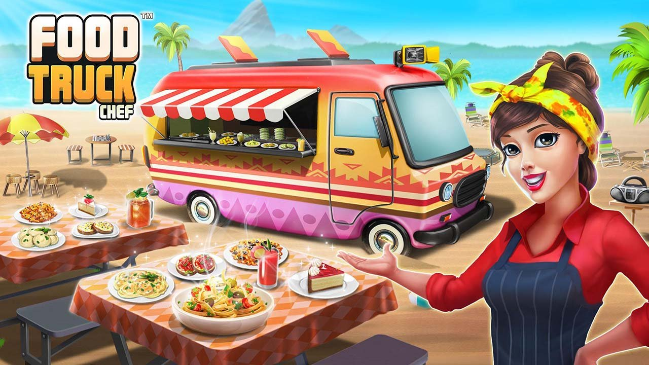 Food Truck Chef poster