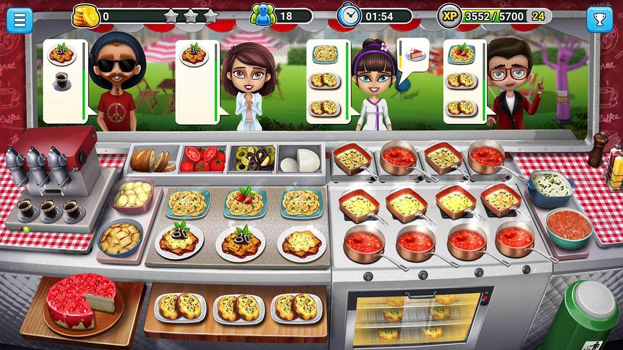Food Truck Chef screenshot 1