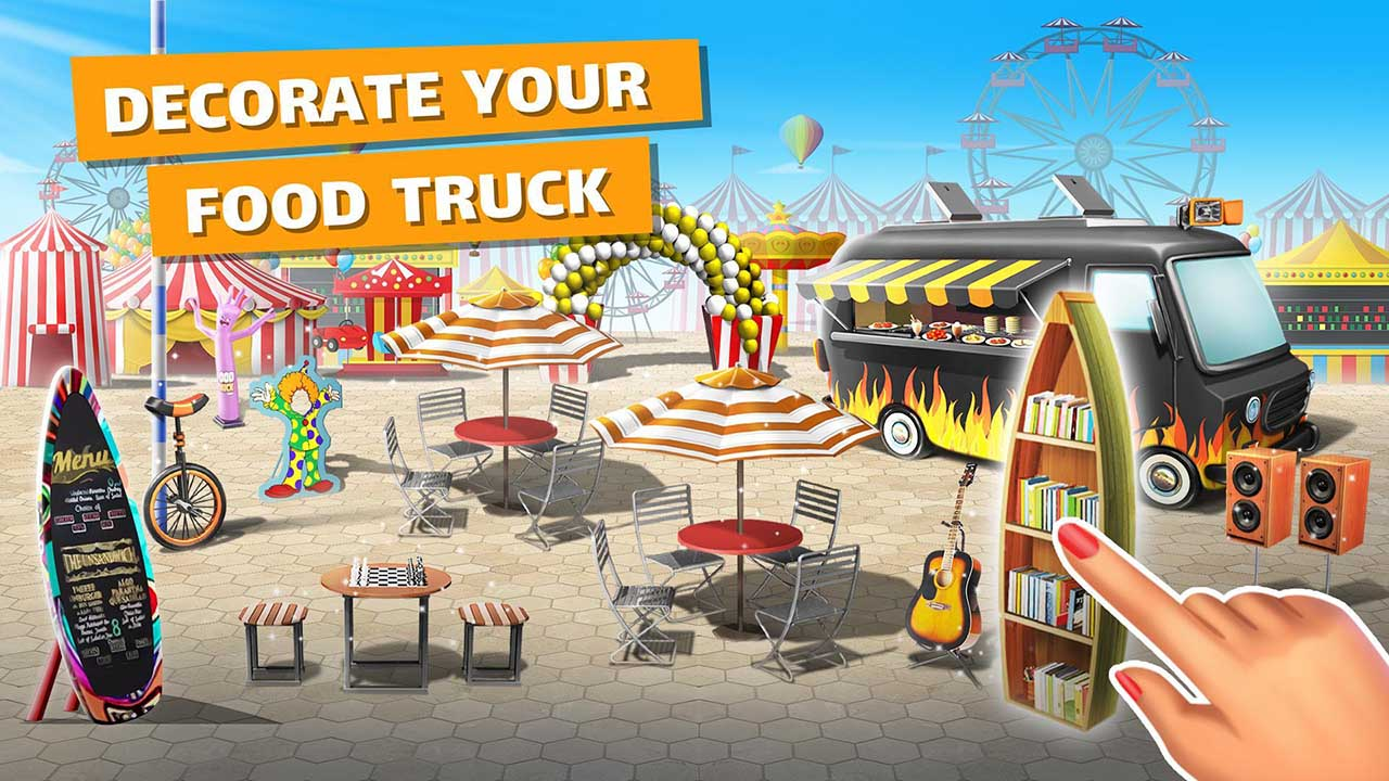Food Truck Chef screenshot 3