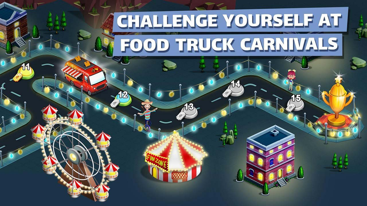 Food Truck Chef screenshot 4