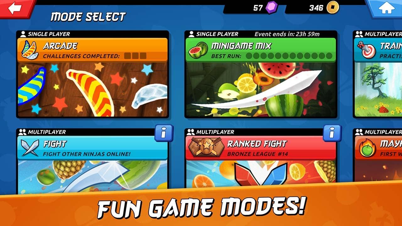 Fruit Ninja 2 screenshot 2