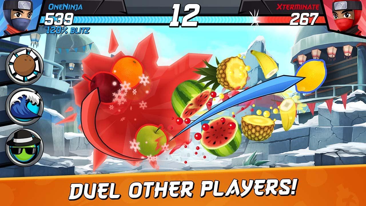 Fruit Ninja 2 screenshot 4