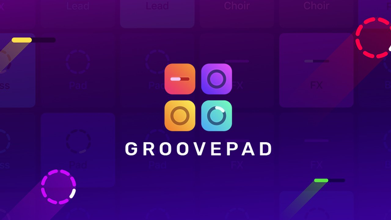 Groovepad: Music and Beat Maker poster
