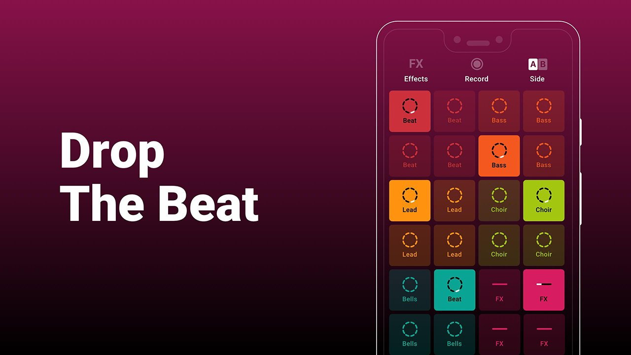 Groovepad: Music and Beat Maker screenshot 4