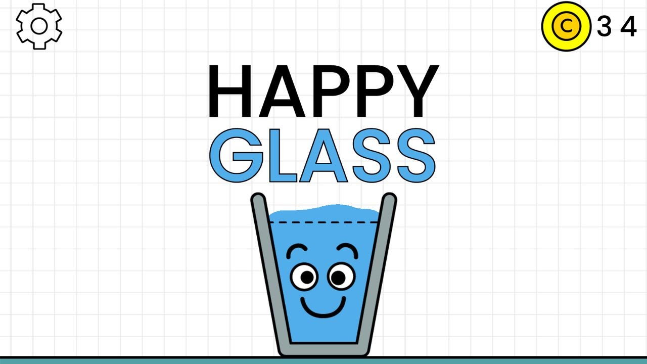 Happy Glass poster