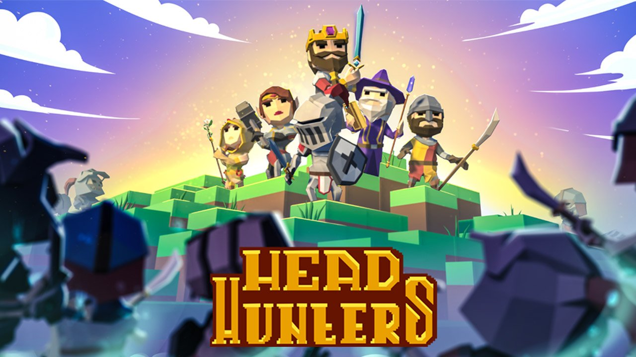HeadHunters io poster