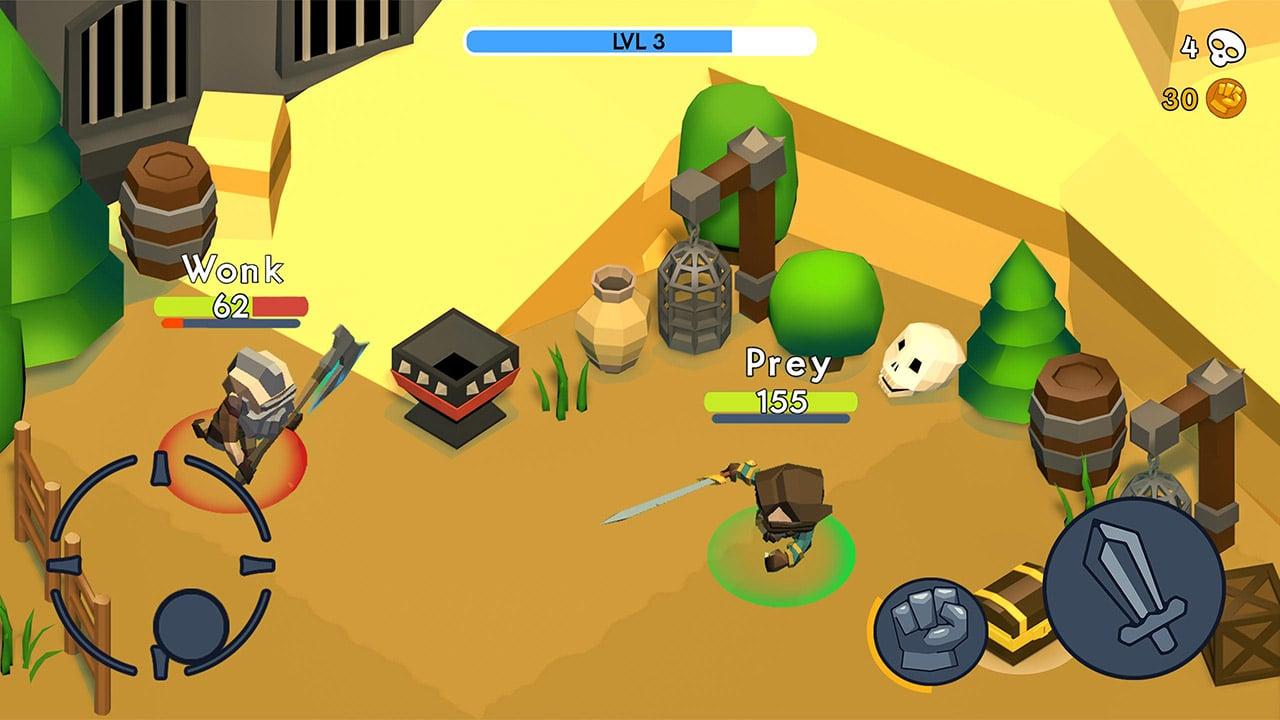HeadHunters io screenshot 2