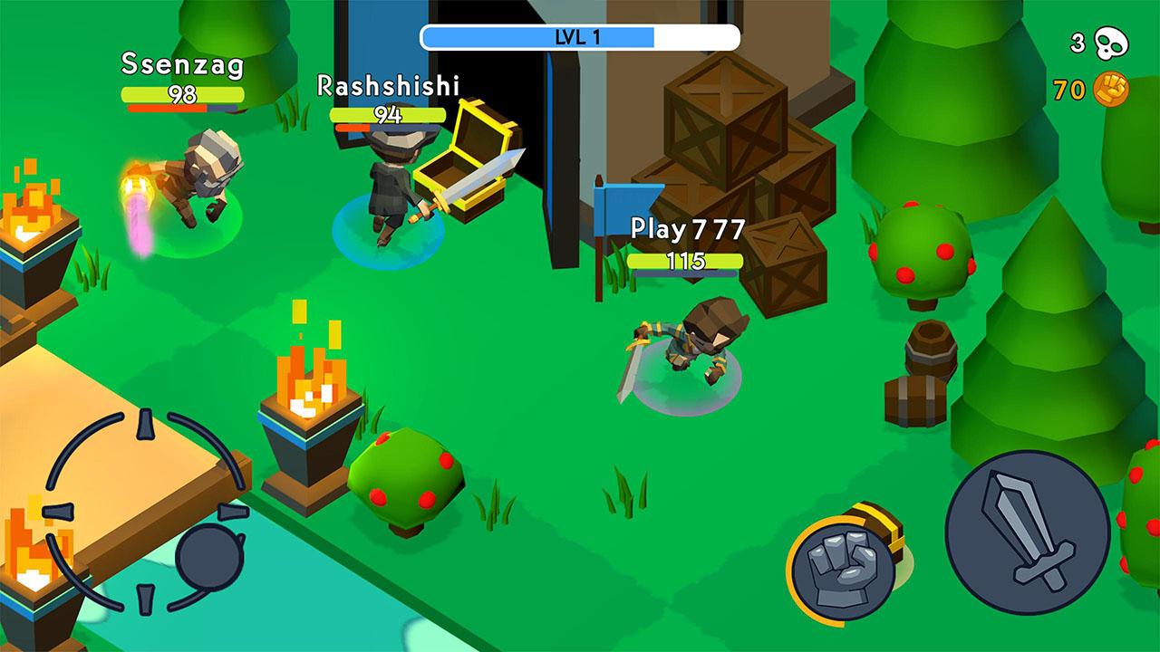HeadHunters io screenshot 3