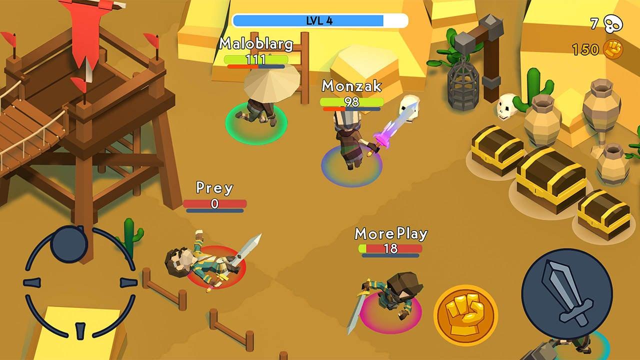 HeadHunters io screenshot 4
