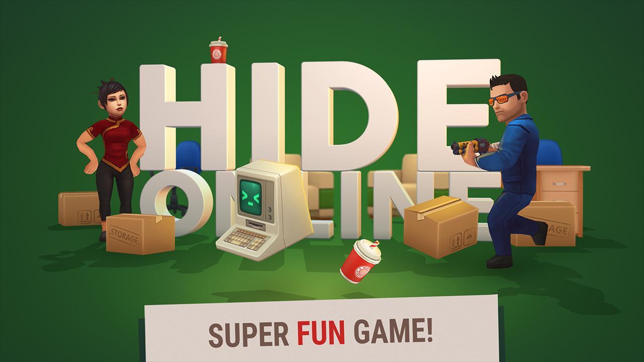 Hide Online poster