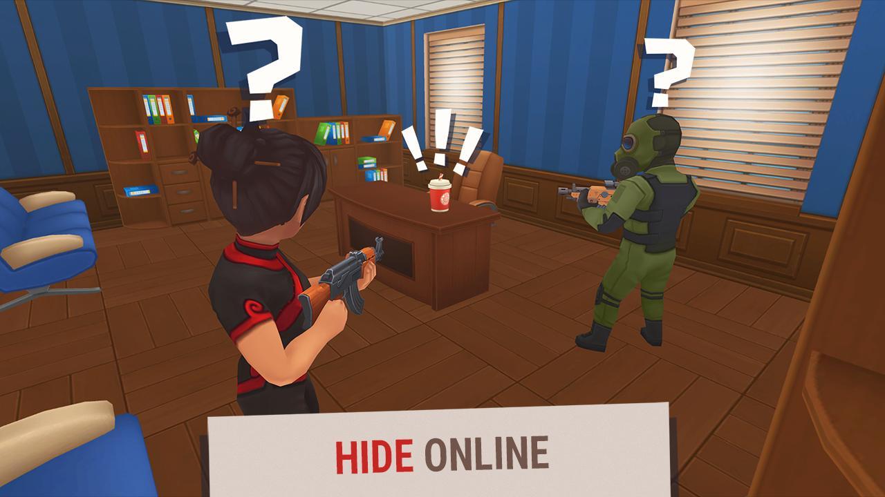 Hide Online screenshot 2