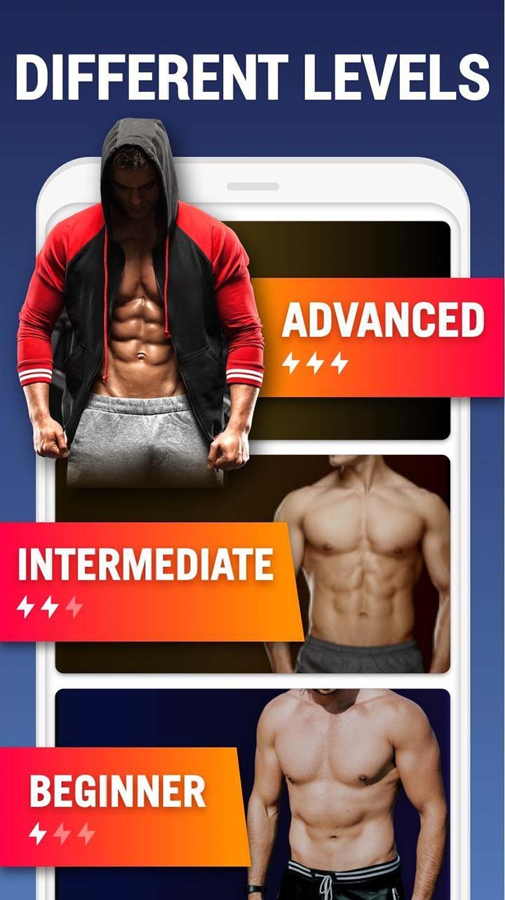Home Workout No Equipment screenshot 3