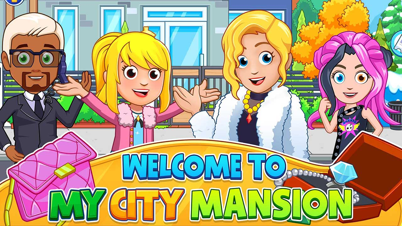 My City Mansion poster