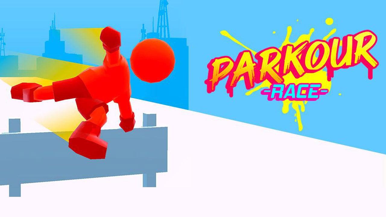Parkour Race poster