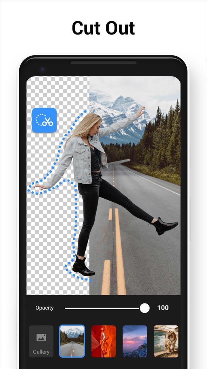 Photo Editor Pro screenshot 2