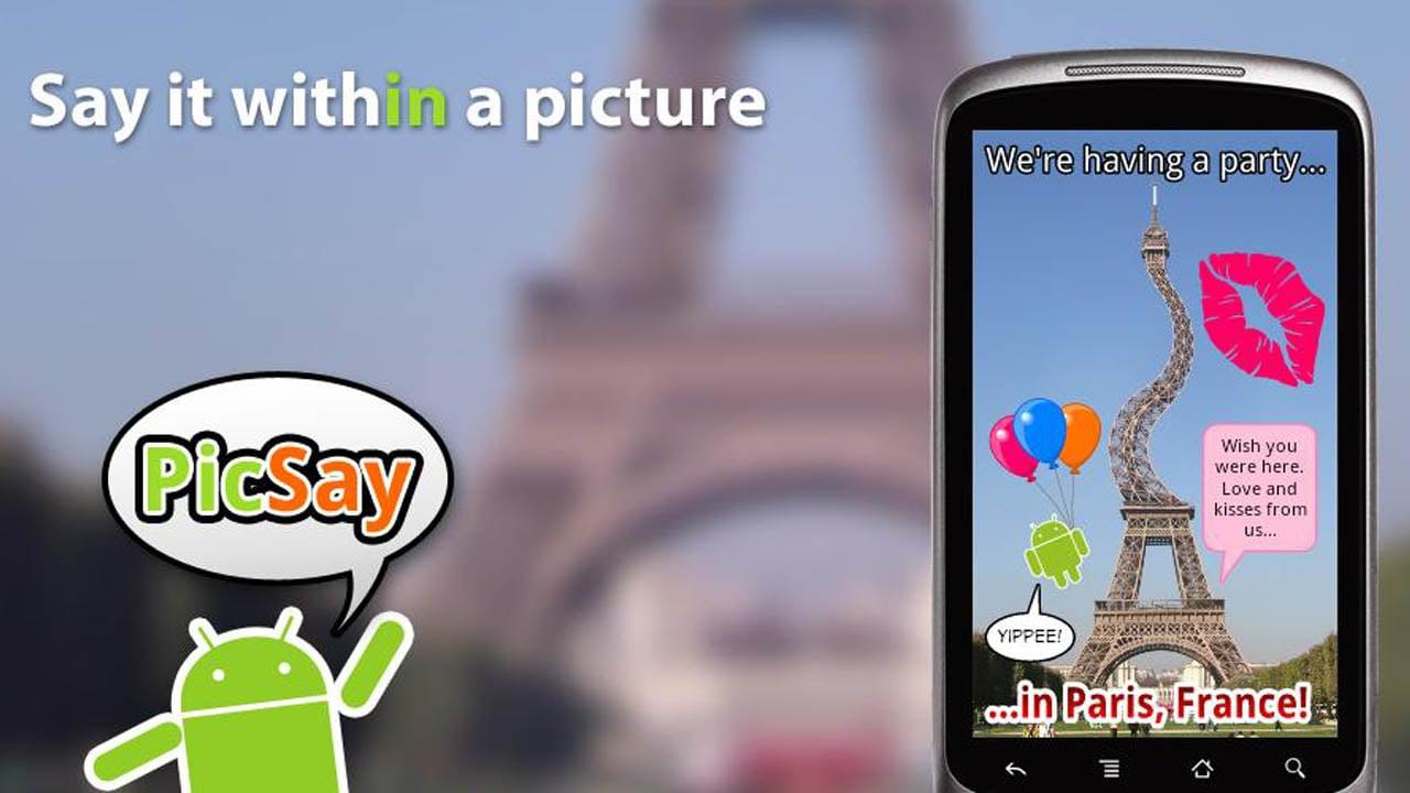 PicSay Pro poster