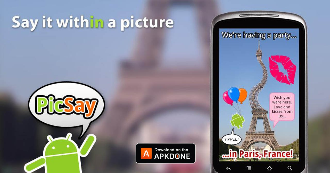 PicSay Pro APK 1.8.0.5 Download (Paid for free) for Android