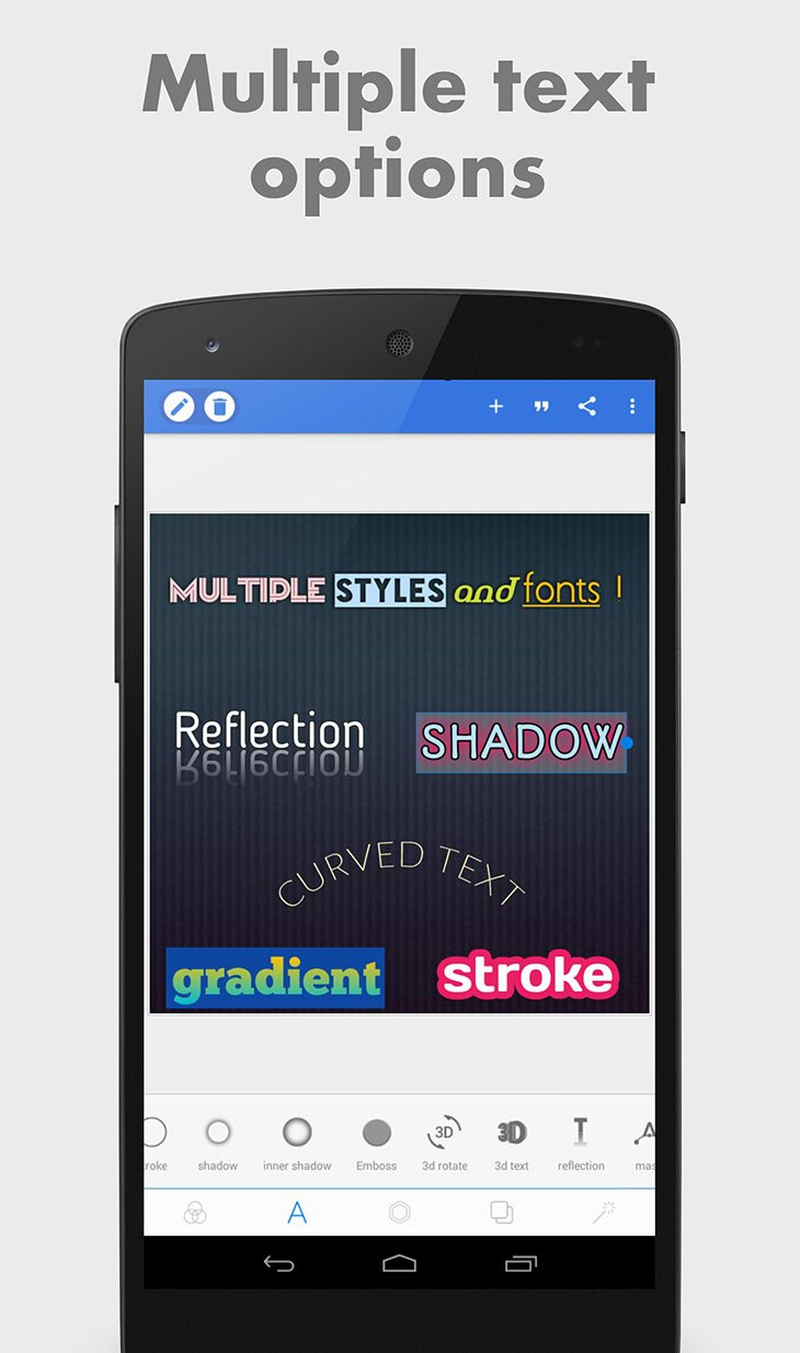 PixelLab: Text on pictures screenshot 1