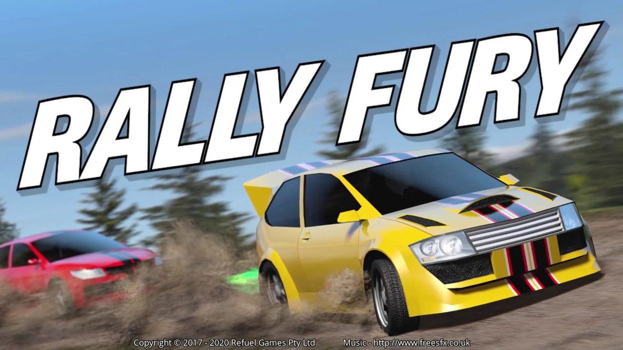 Rally Fury poster