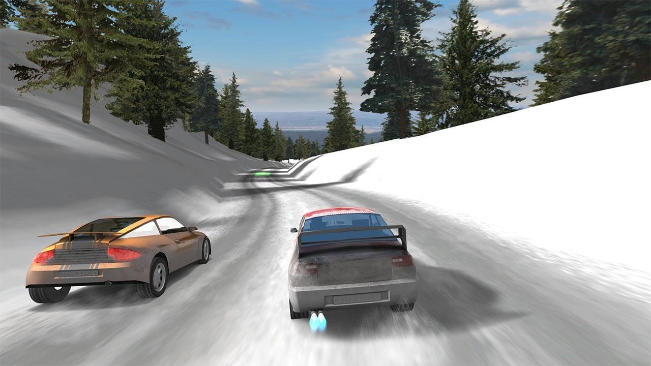 Rally Fury screenshot 4