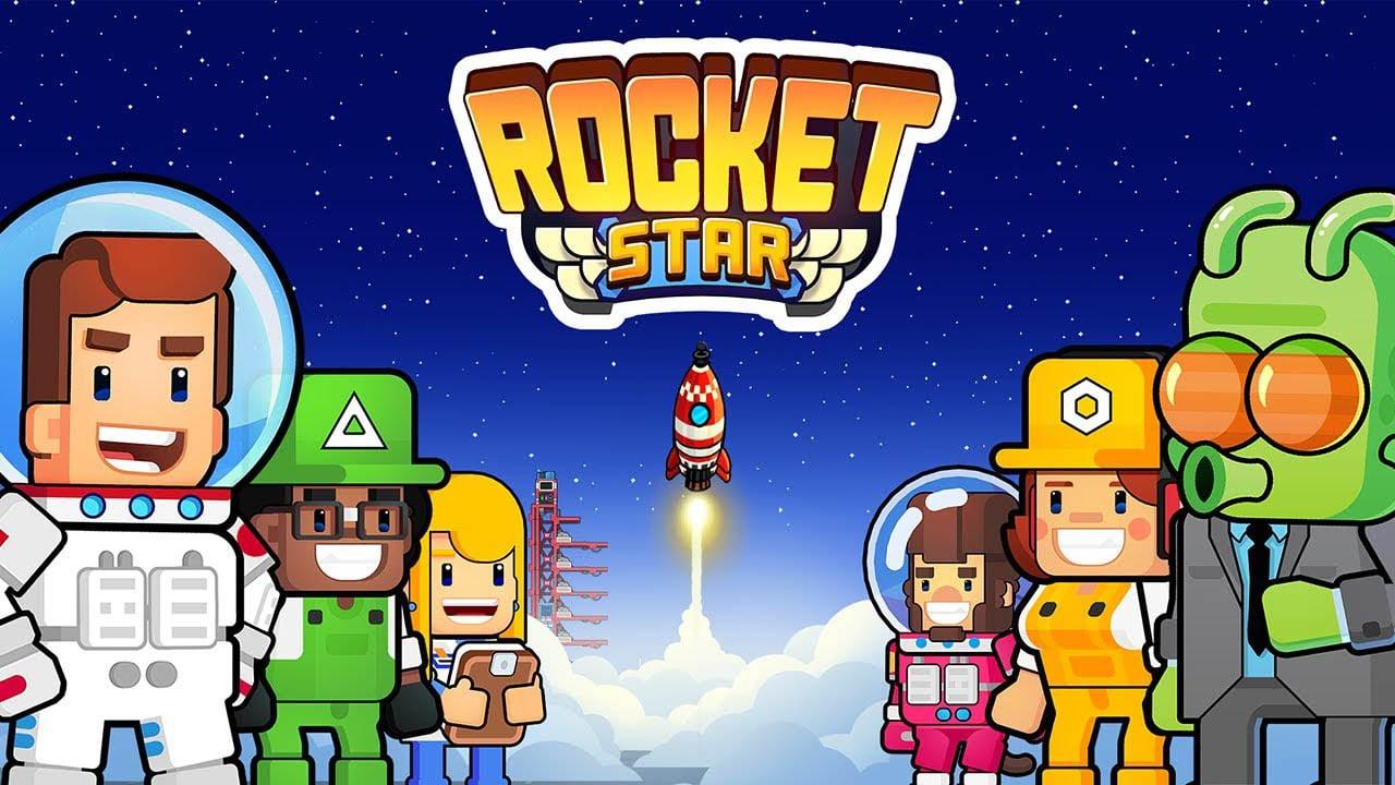Rocket Star poster