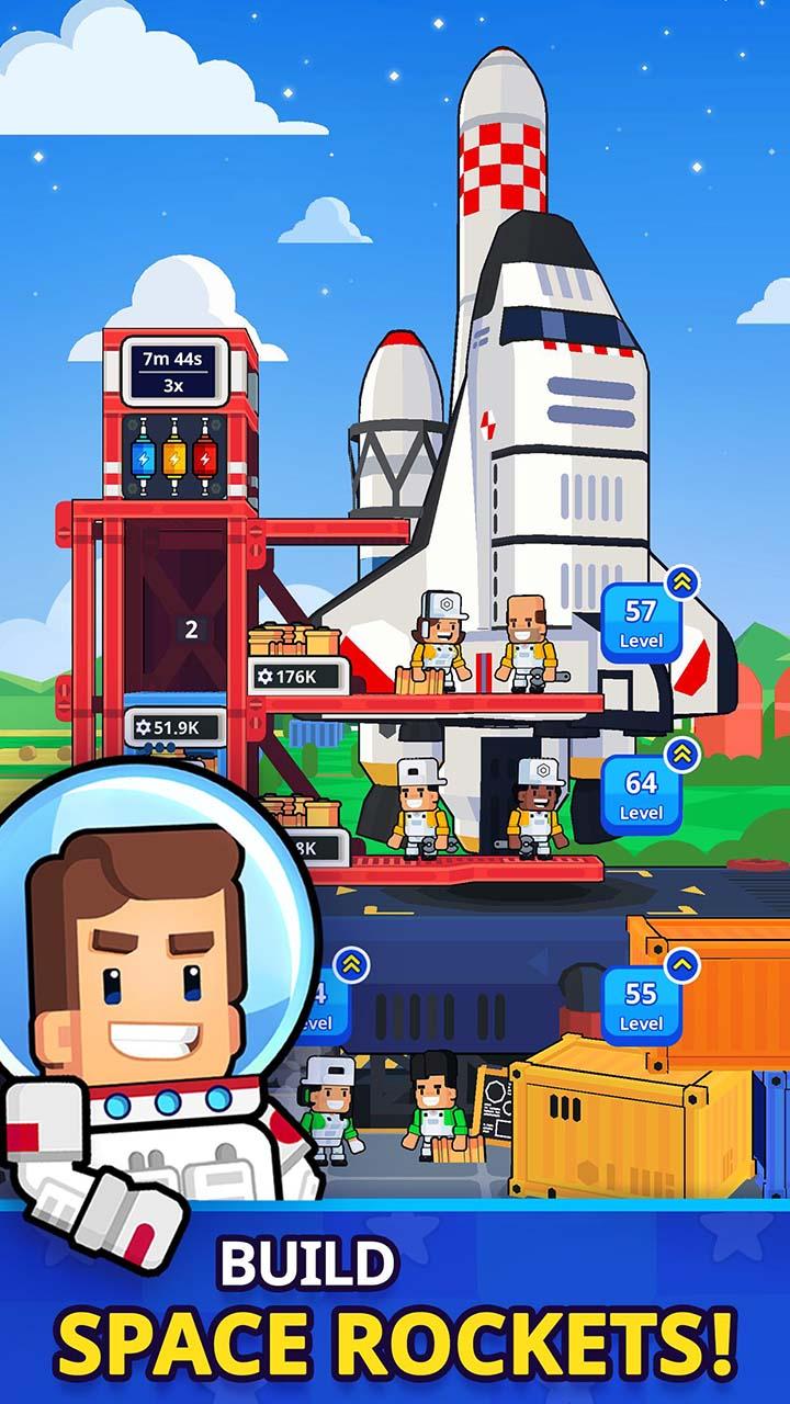Rocket Star screenshot