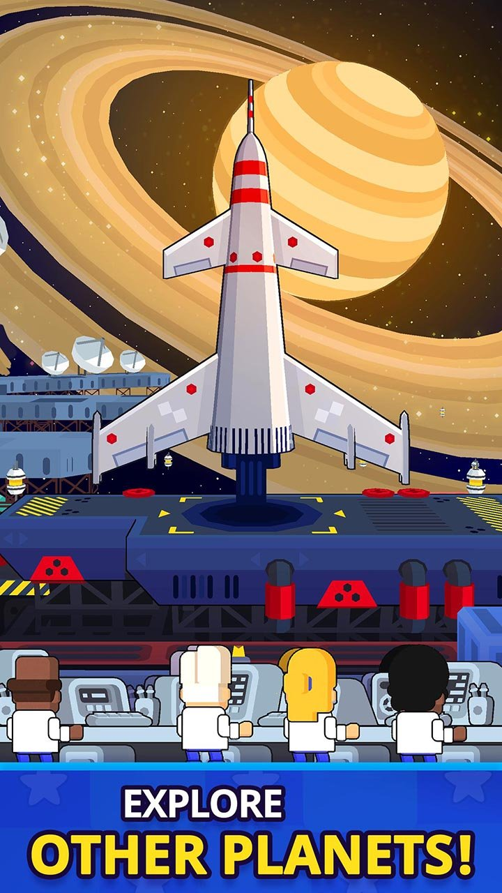 Rocket Star screenshot 3