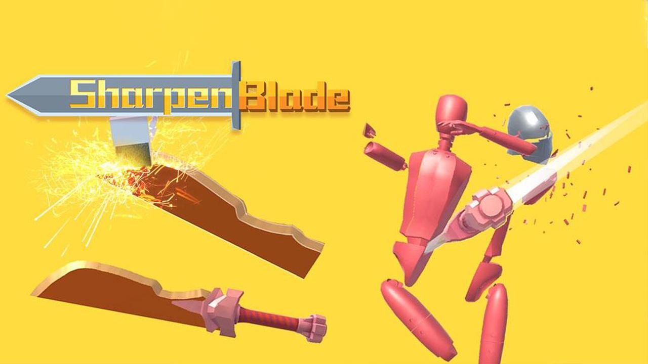 Sharpen Blade poster