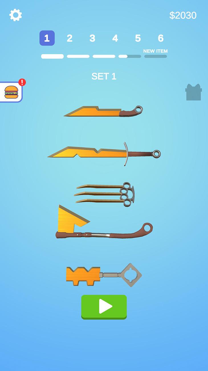 Sharpen Blade screenshot 1