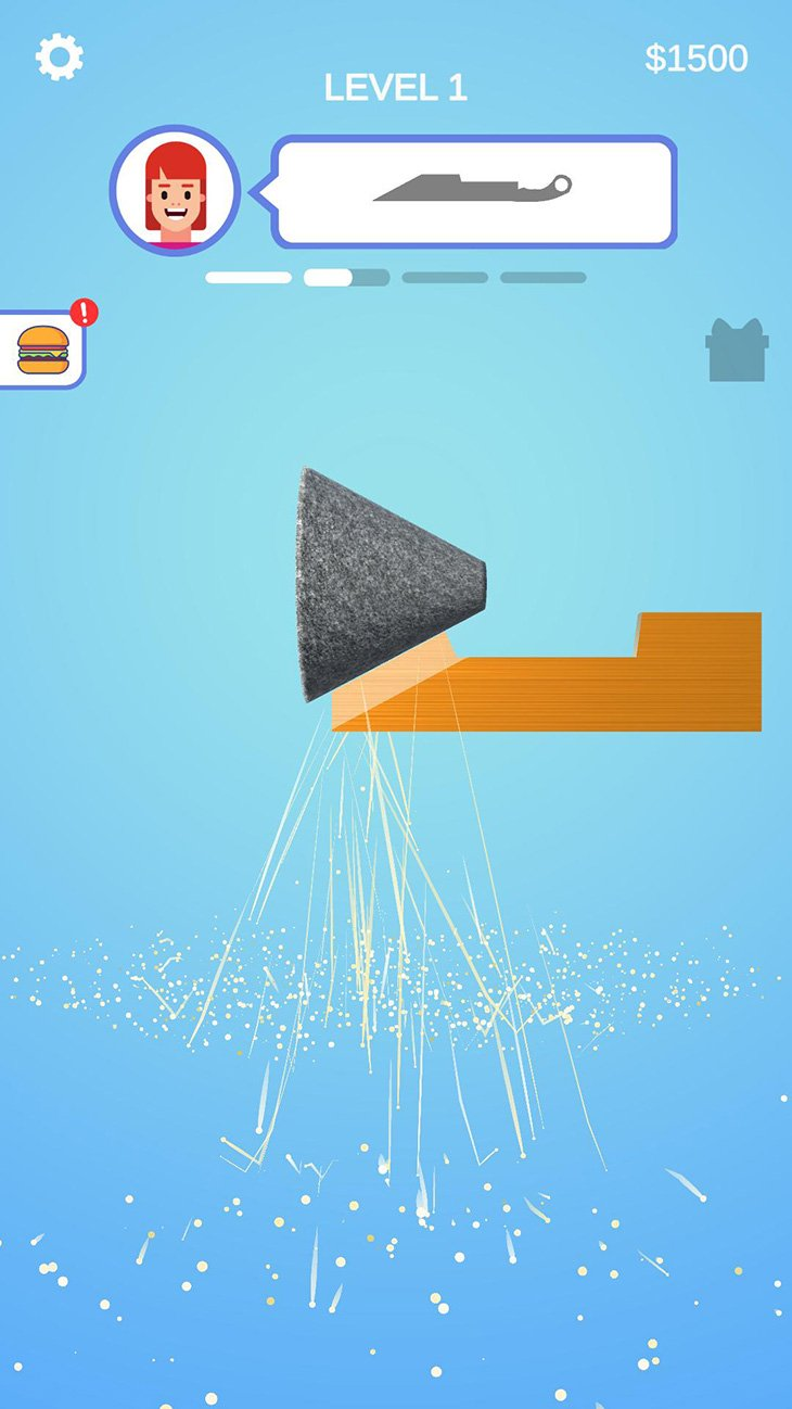 Sharpen Blade screenshot 2