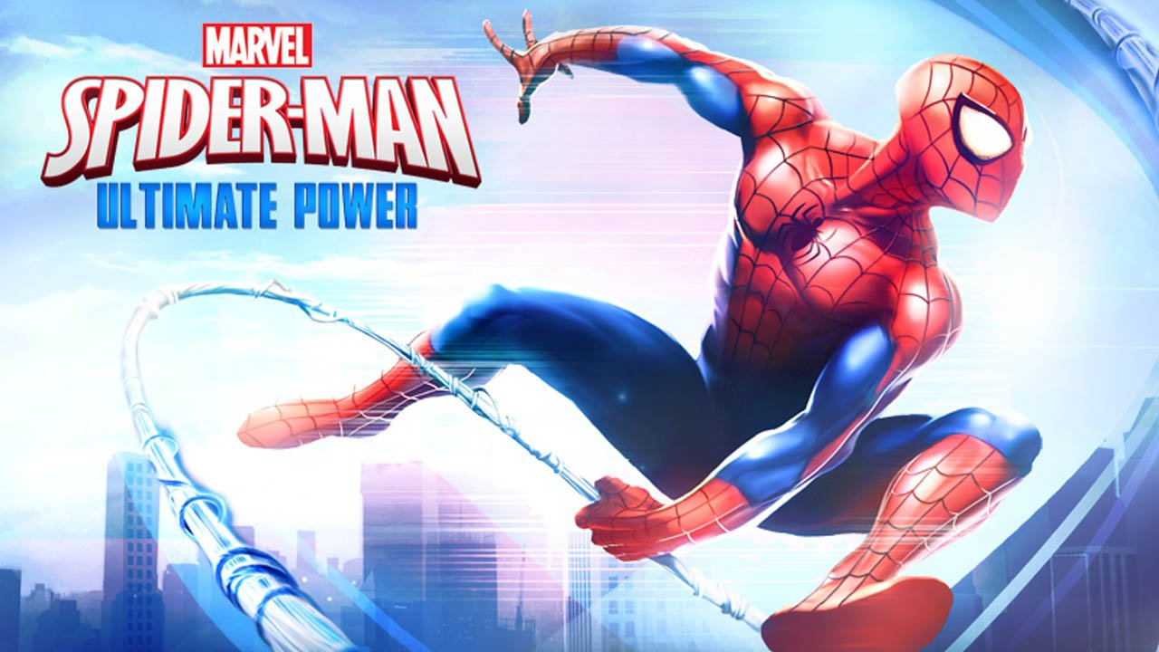 Spider-Man Ultimate Power poster
