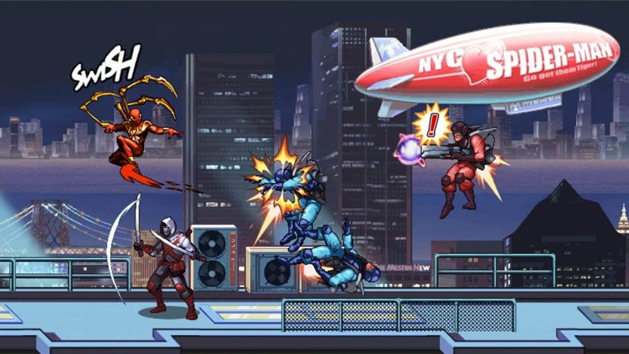 Spider-Man Ultimate Power screenshot 2