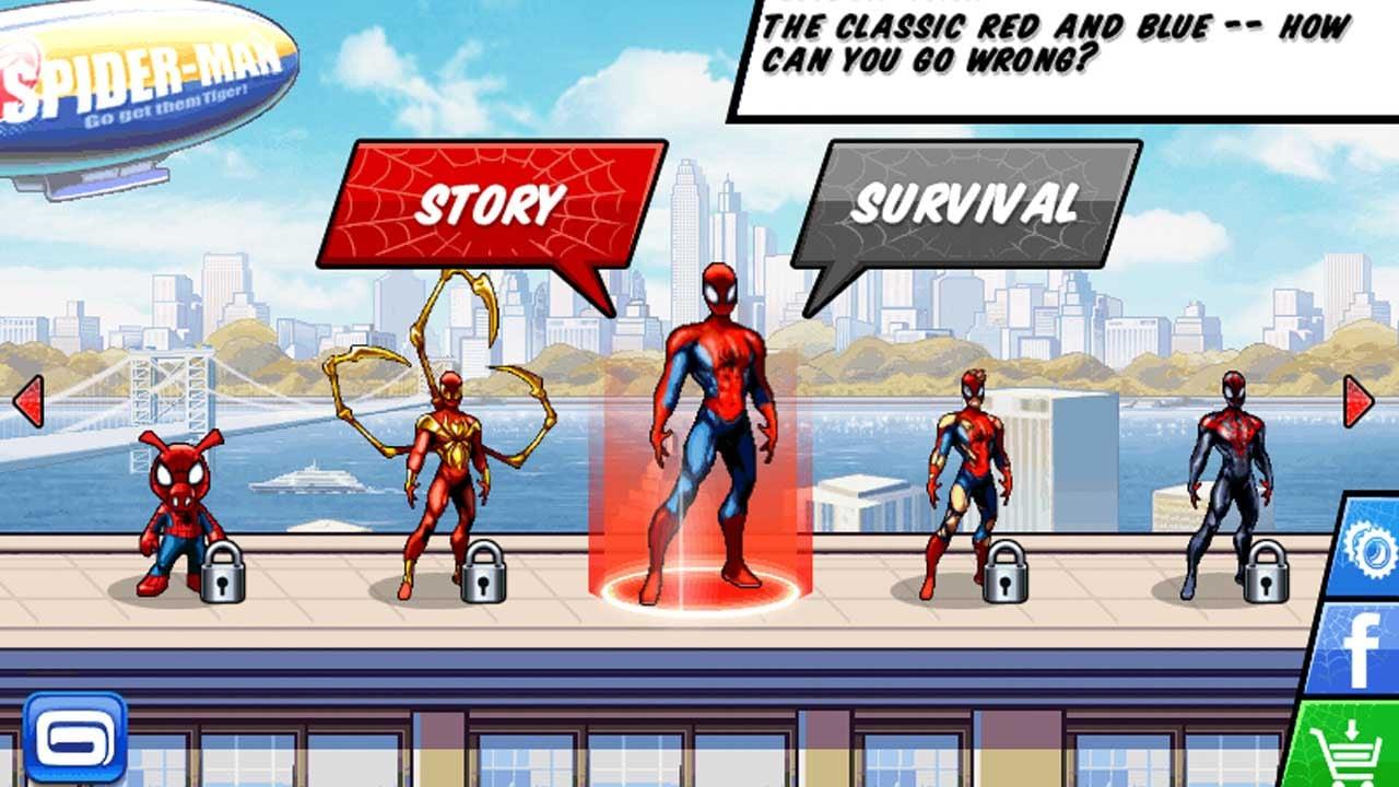 Spider-Man Ultimate Power screenshot 3