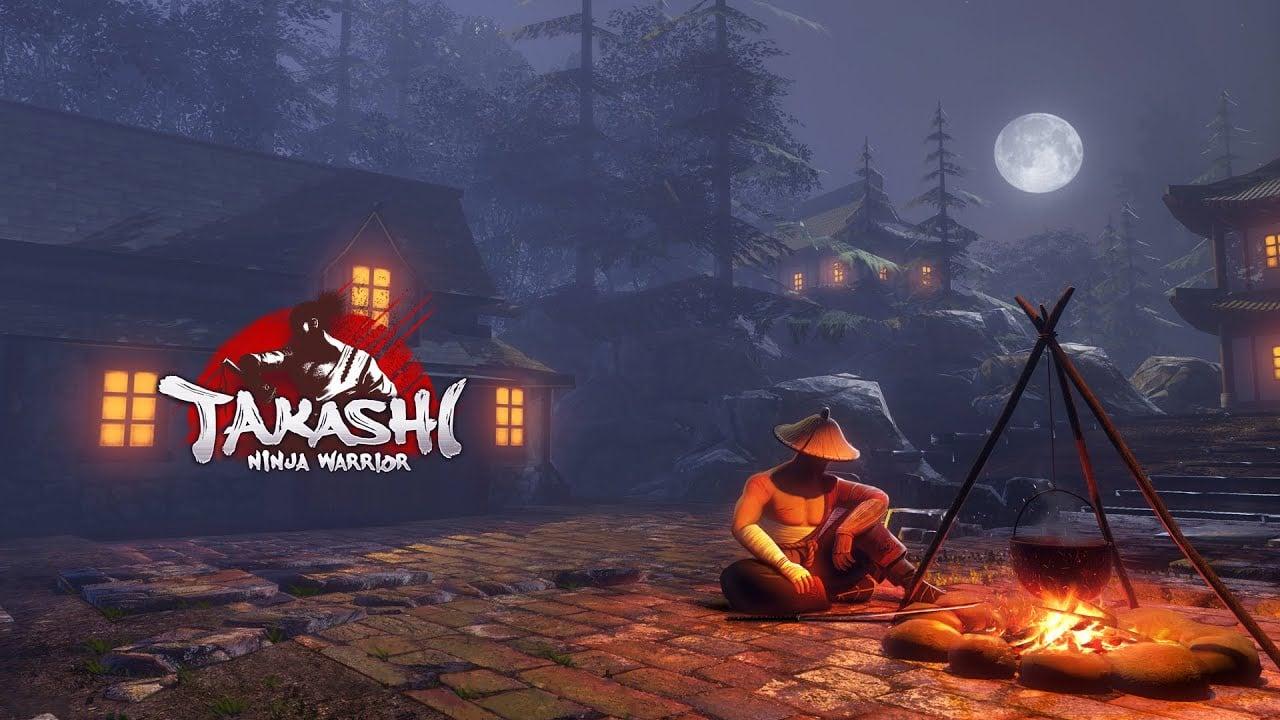 Takashi Ninja Warrior poster