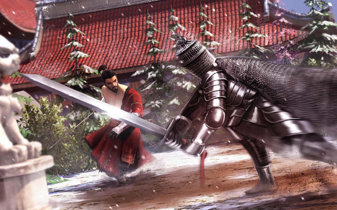 Takashi Ninja Warrior screenshot 3