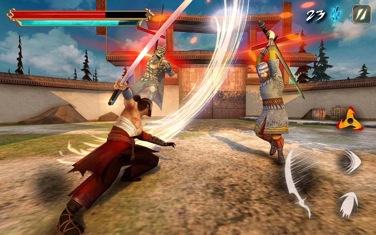 Takashi Ninja Warrior screenshot 4