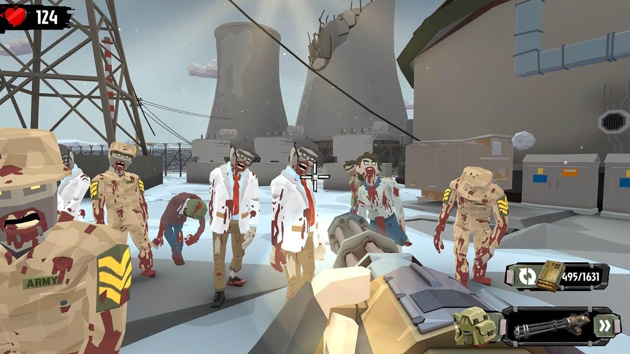 The Walking Zombie 2: Zombie Shooter screenshot 1