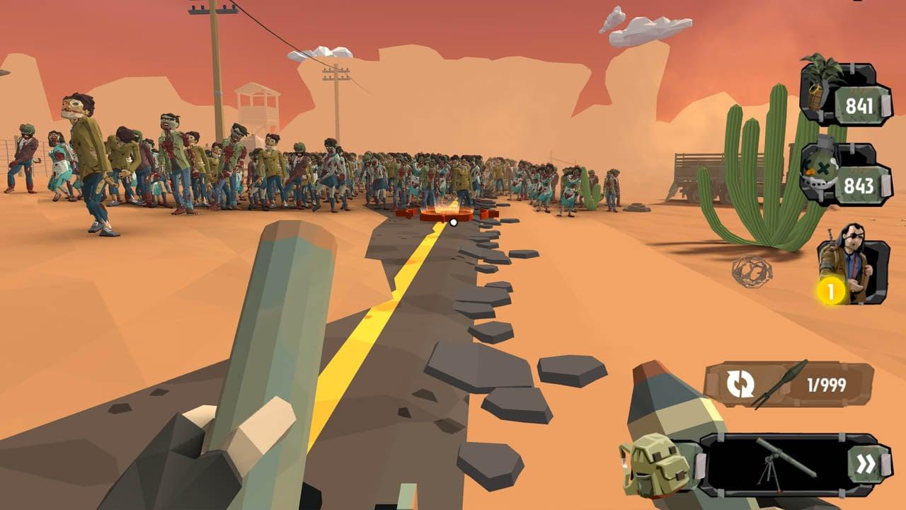 The Walking Zombie 2: Zombie Shooter screenshot 2