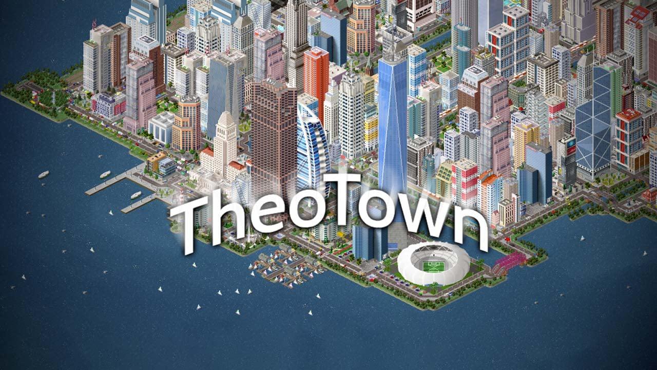 TheoTown poster