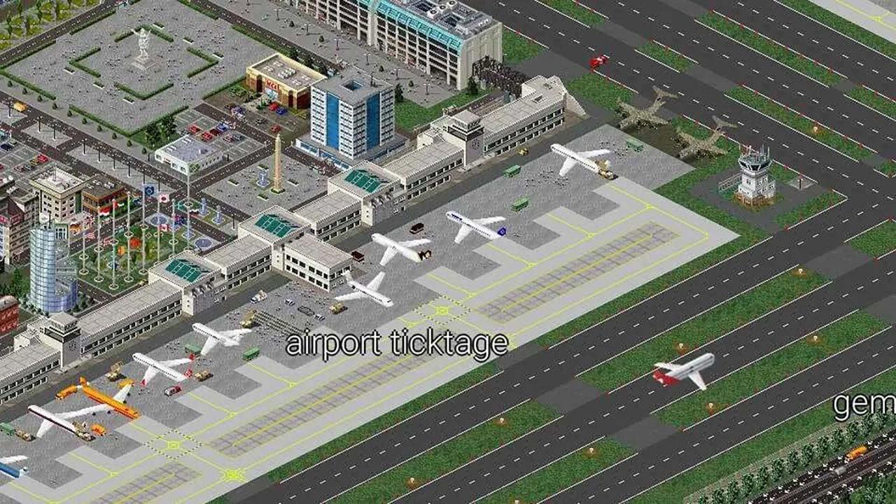 TheoTown screenshot 4