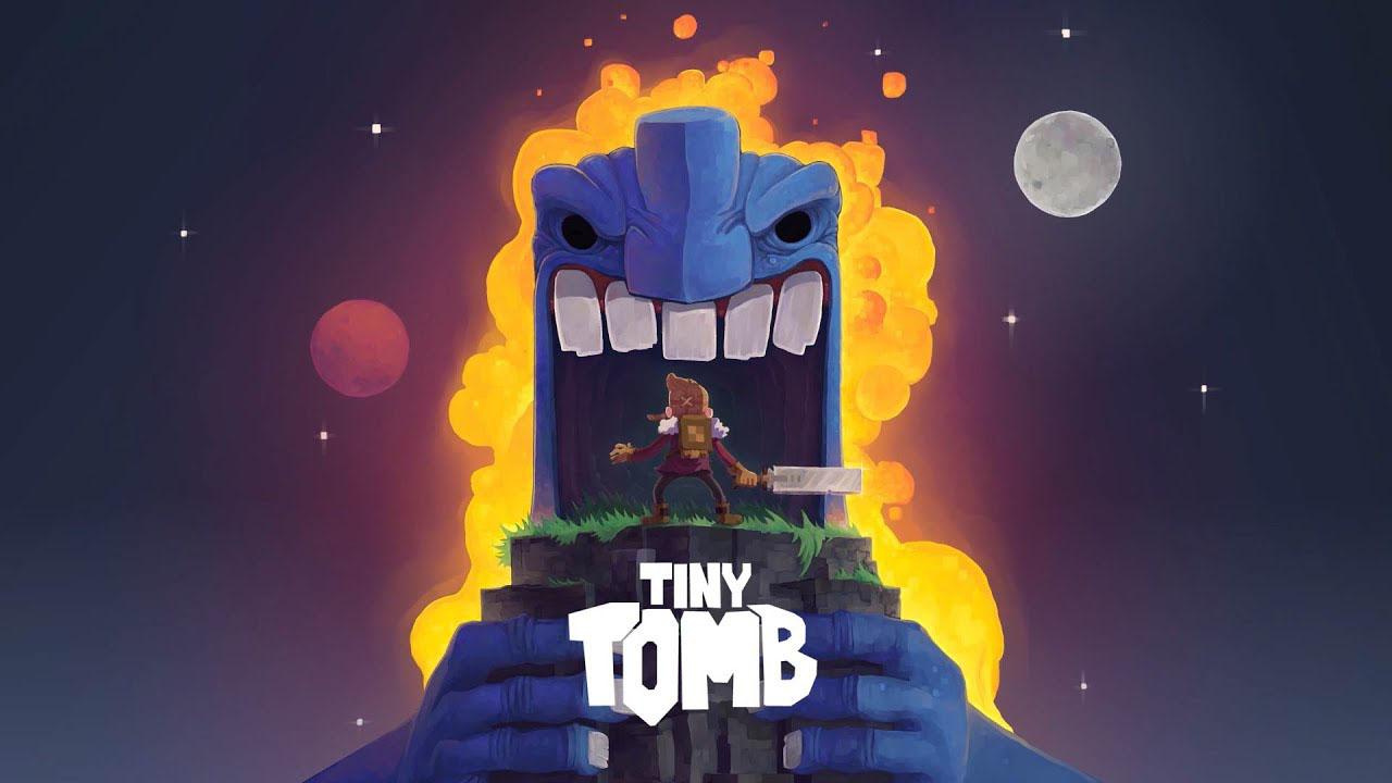 Tiny Tomb: Dungeon Explorer poster