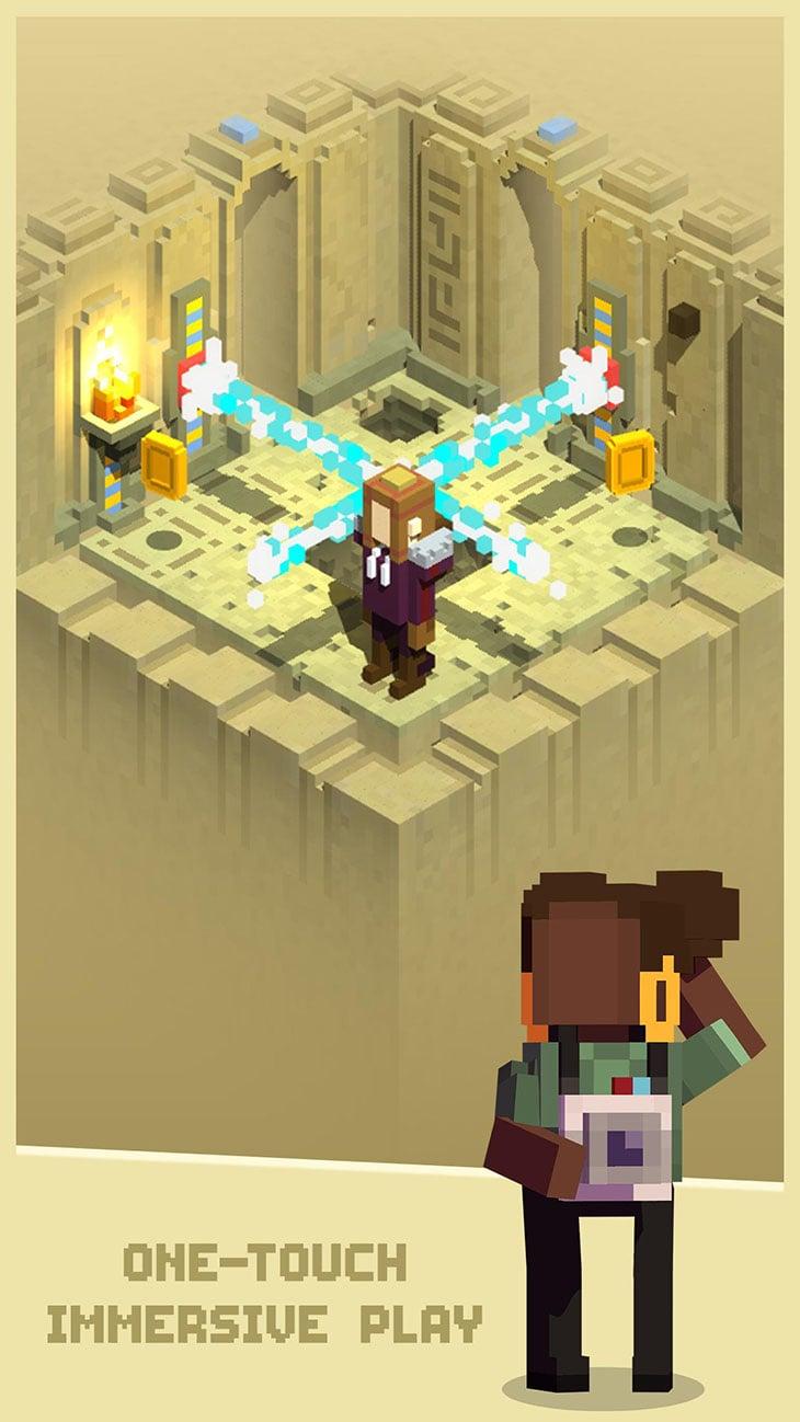 Tiny Tomb: Dungeon Explorer screenshot 3