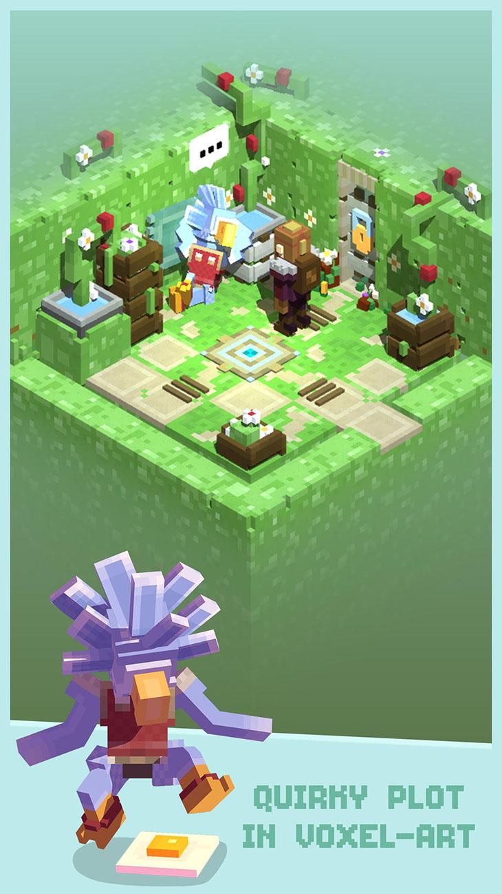 Tiny Tomb: Dungeon Explorer screenshot 4