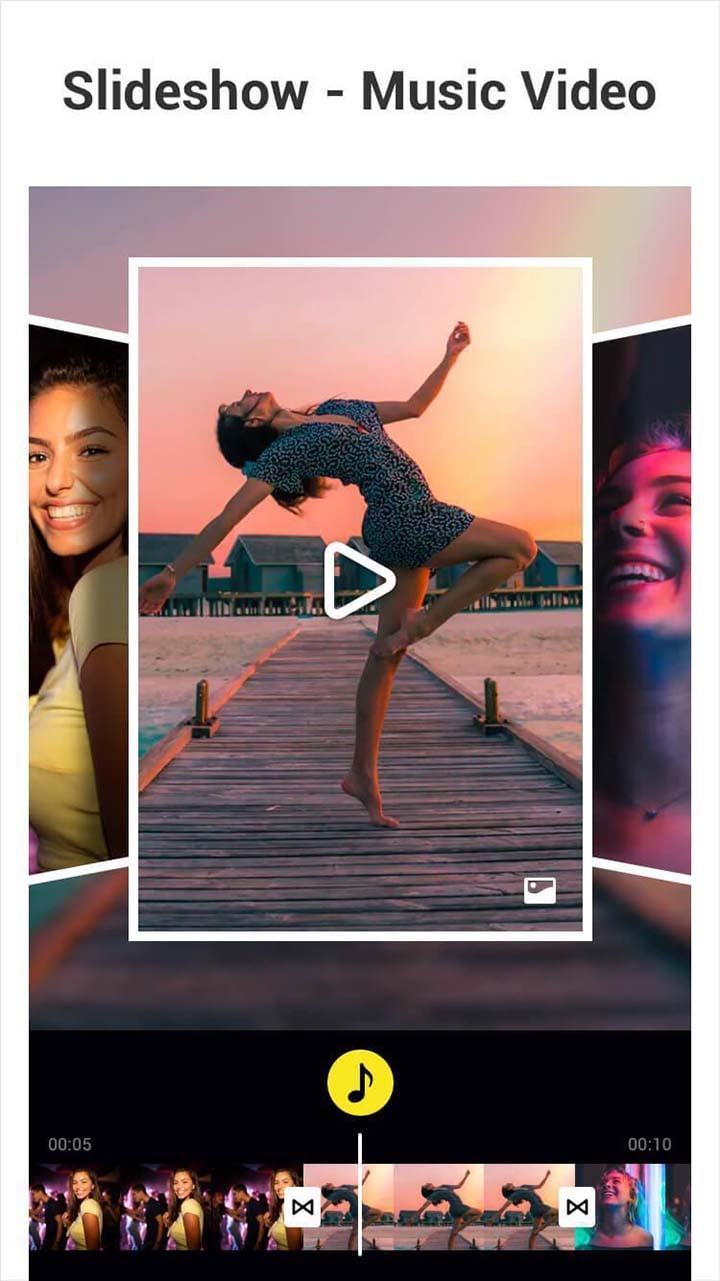Video Editor: Glitch Video Effects screenshot 3