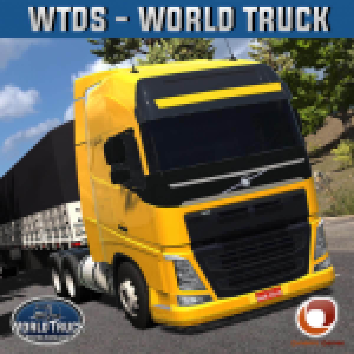 World Truck Driving Simulator Mod Apk Obb V1 189 Download