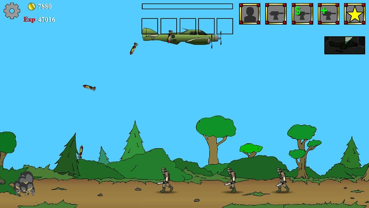Age of War screen 3