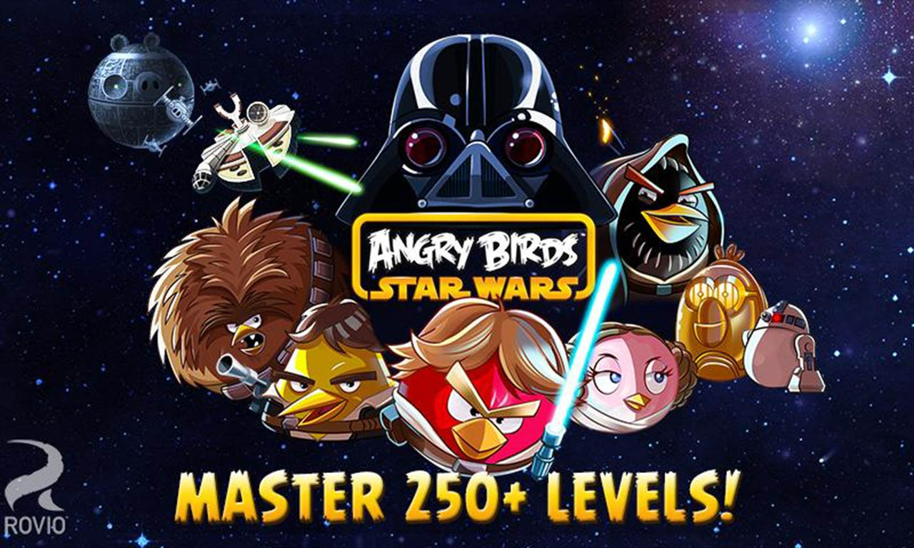 Angry Birds screen 0