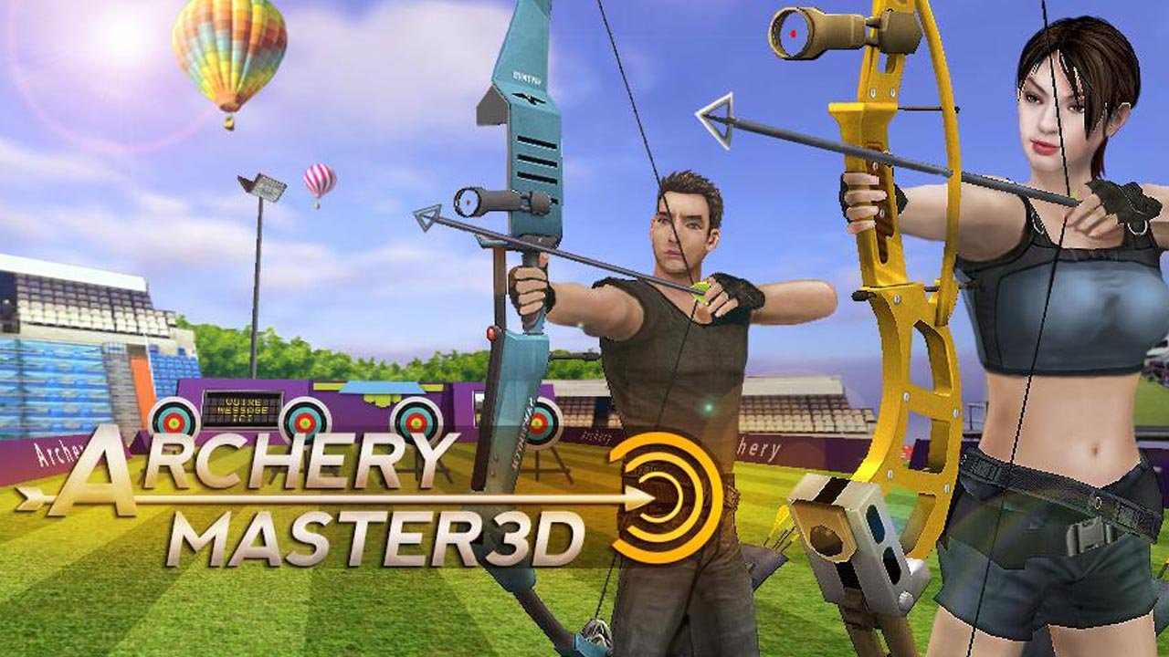 Archery Master 3D poster